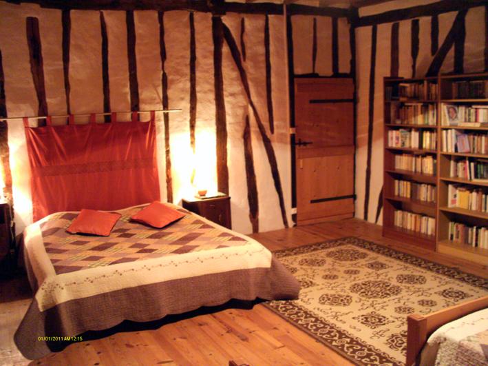 La Chambre Orange Gîte Lou Bentenac Calme Et Authenticité Au